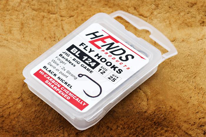 Hends Fly Hooks BL 124