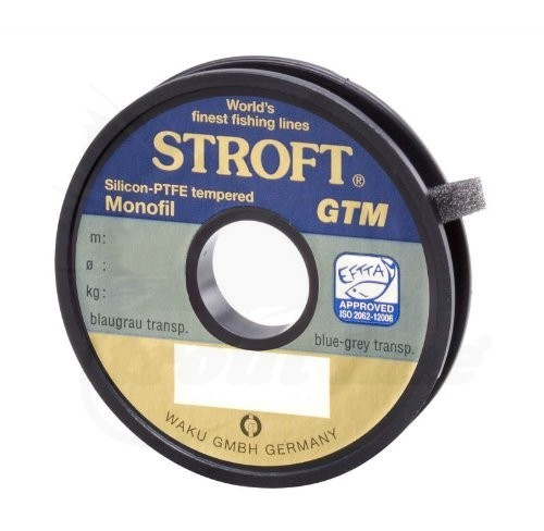 Fly fishing tippet Stroft GTM 50m