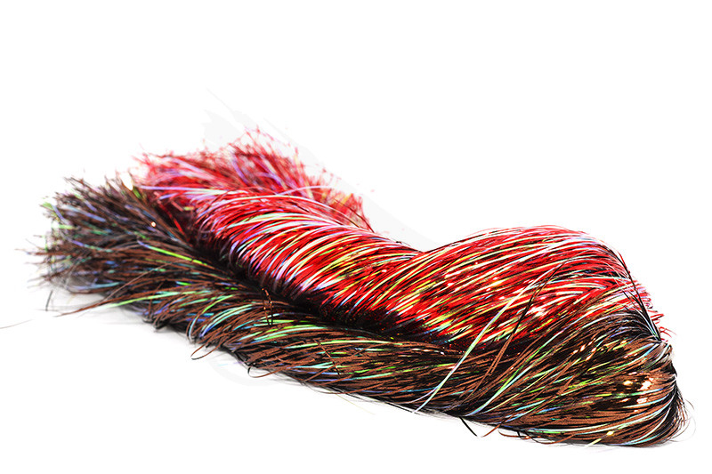 Troutline Pearly Tinsel Streamer Hair